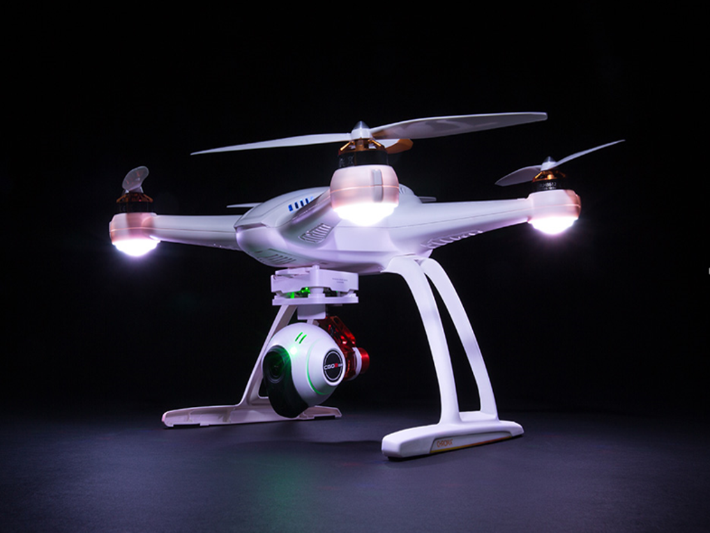 Blade Chroma Drone with  CGO2