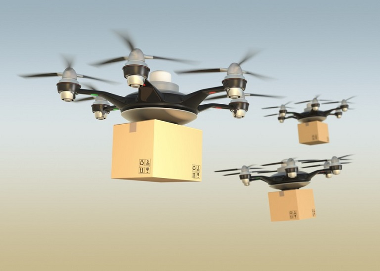 deliverydrone